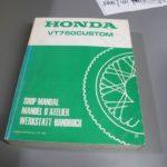 VT750 RC14 Original Werkstatt-Handbuch