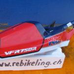 VFR750R RC30 77236-MR7-600ZA Heckverkleidung Heck Verschalung Verkleidung Heckverschalung Sitz H4