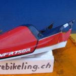 VFR750R RC30 Heckverkleidung 77236-MR7-600ZA Heck Verschalung Verkleidung Heckverschalung Sitz H6
