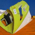 VFR750R Verschalung RC30 64270-MR7-602ZA Spickel Verkleidung unten S10